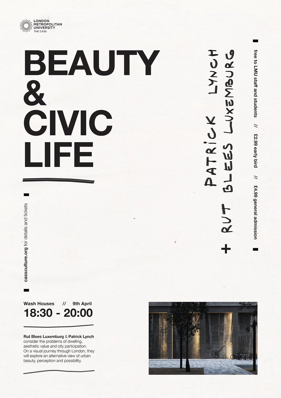 Beauty & Civic Life