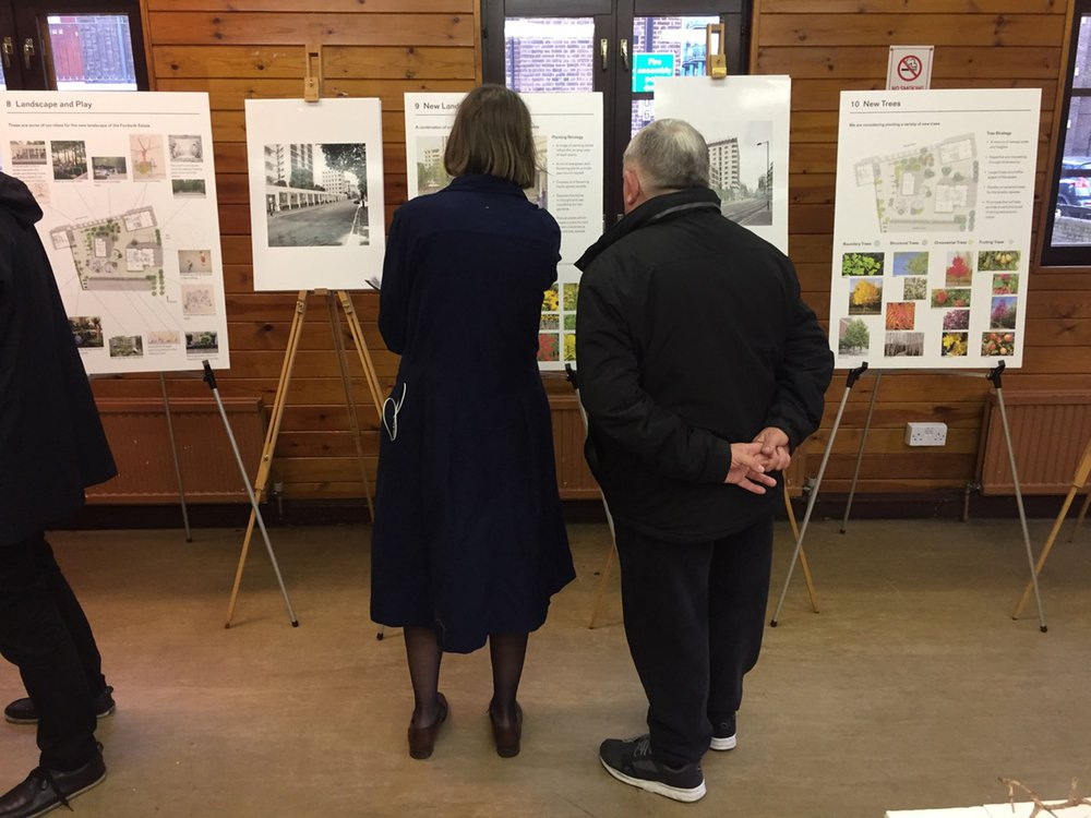 Fairbank Estate Public Consultation